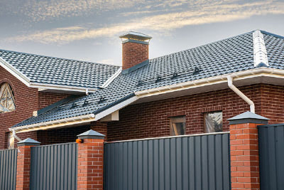 home gutters image