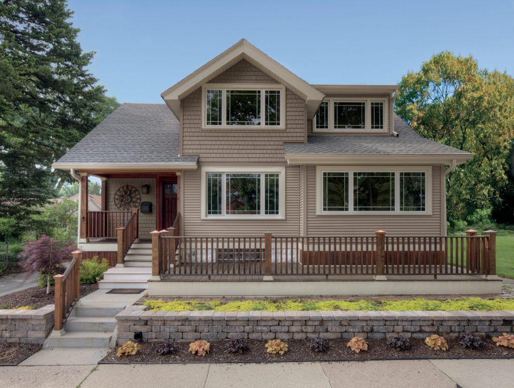 Home with Bay Windows Throughout | Windows Shelby Twp | Performance Remdodeling