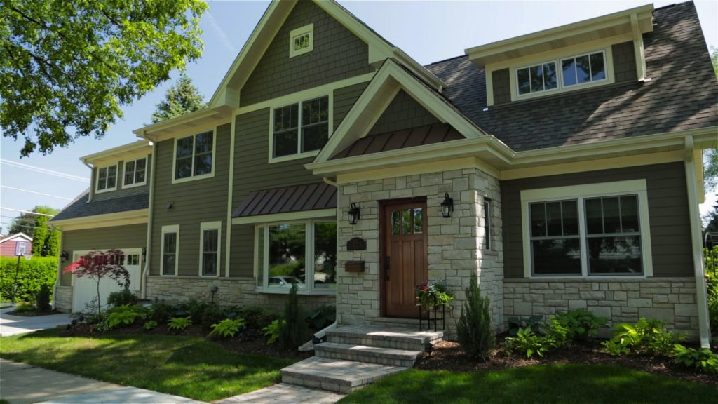 Hardieplank Style Siding in Michigan